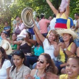 Fiesta Nacional del 20 de julio 2008