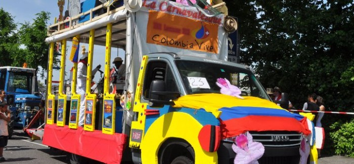 Llegó el Carnaval de Lausanne !