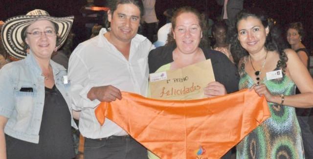 Ganadores de la Rifa de la Fiesta Nacional de Colombia 2011