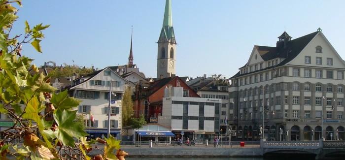 Vivir en Suiza