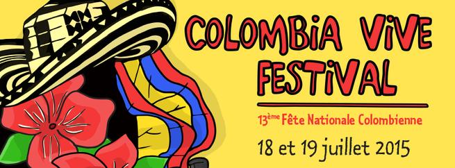 Festival Colombia Vive en Suiza