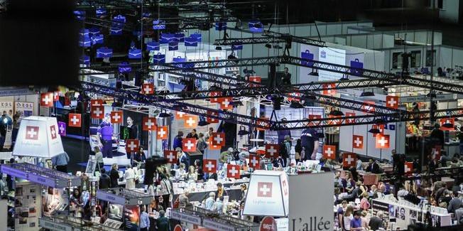Salon du livre et de la presse de Genève