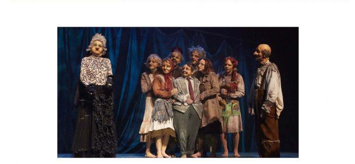 Fiesta de Teatro Colombiano en Suiza