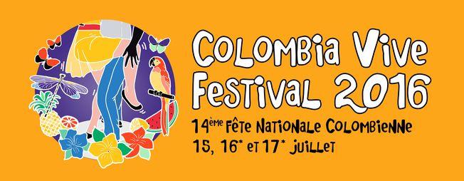 Colombia Vive Festival 2016