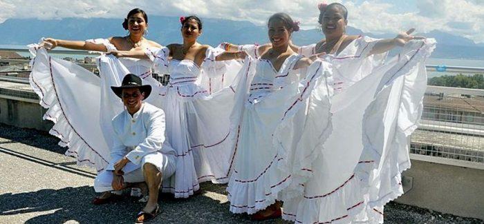 Danzas Colombia Vive en Suiza