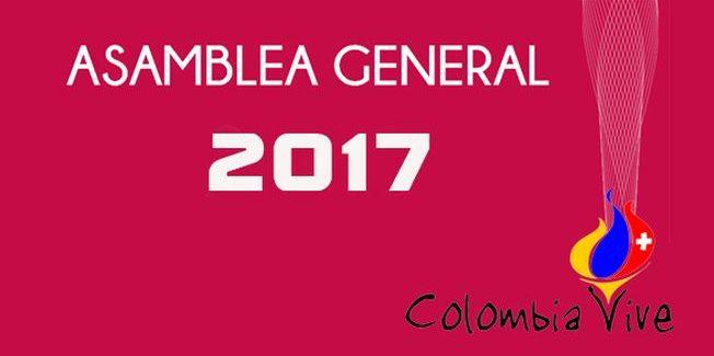 Elegida nueva Junta Directiva de Colombia Vive