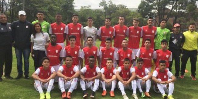 Fútbol colombiano en Suiza