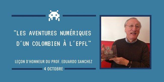 Leçon d'honneur d'Eduardo Sanchez