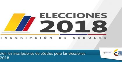 inician-las-inscripciones-cedulas-las-elecciones-2018