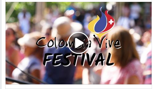 Colombia Vive Festival 2019