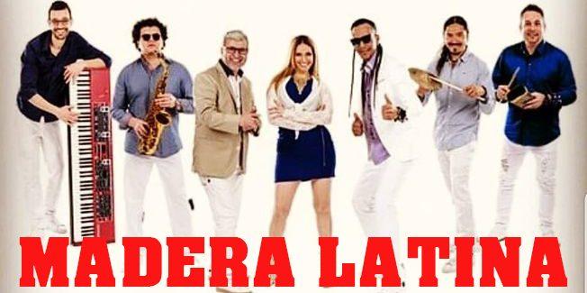 Madera Latina en Festival