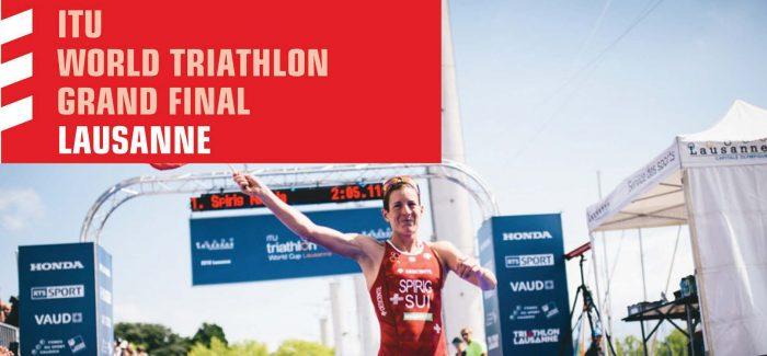Triathlon Gran Final en Lausana