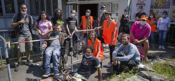 Solidaridad en Lausanne