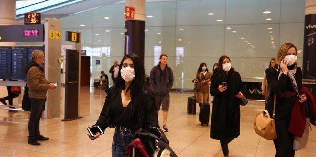 Nuevo coronavirus: cuarentena obligatoria para viajeros