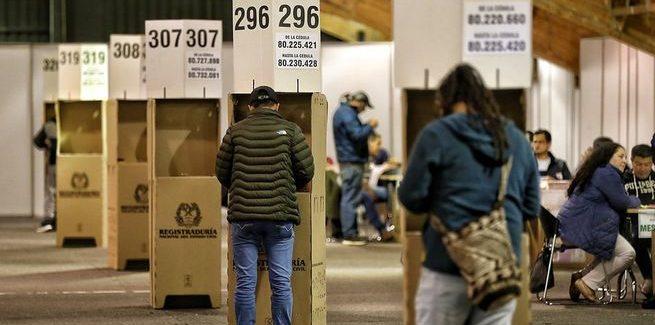 Registraduría establece calendario electoral para elecciones del Congreso de Colombia en 2022